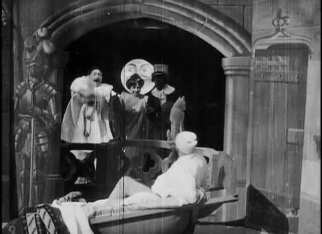 Georges Méliès A Nightmare