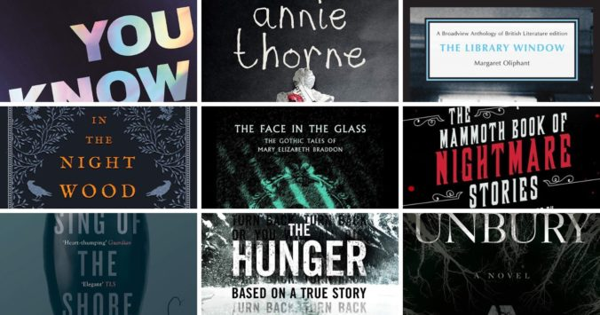 Nine horror books to read this February