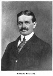 Robert Hichens portrait