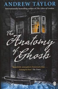The Anatomy of Ghosts book cover