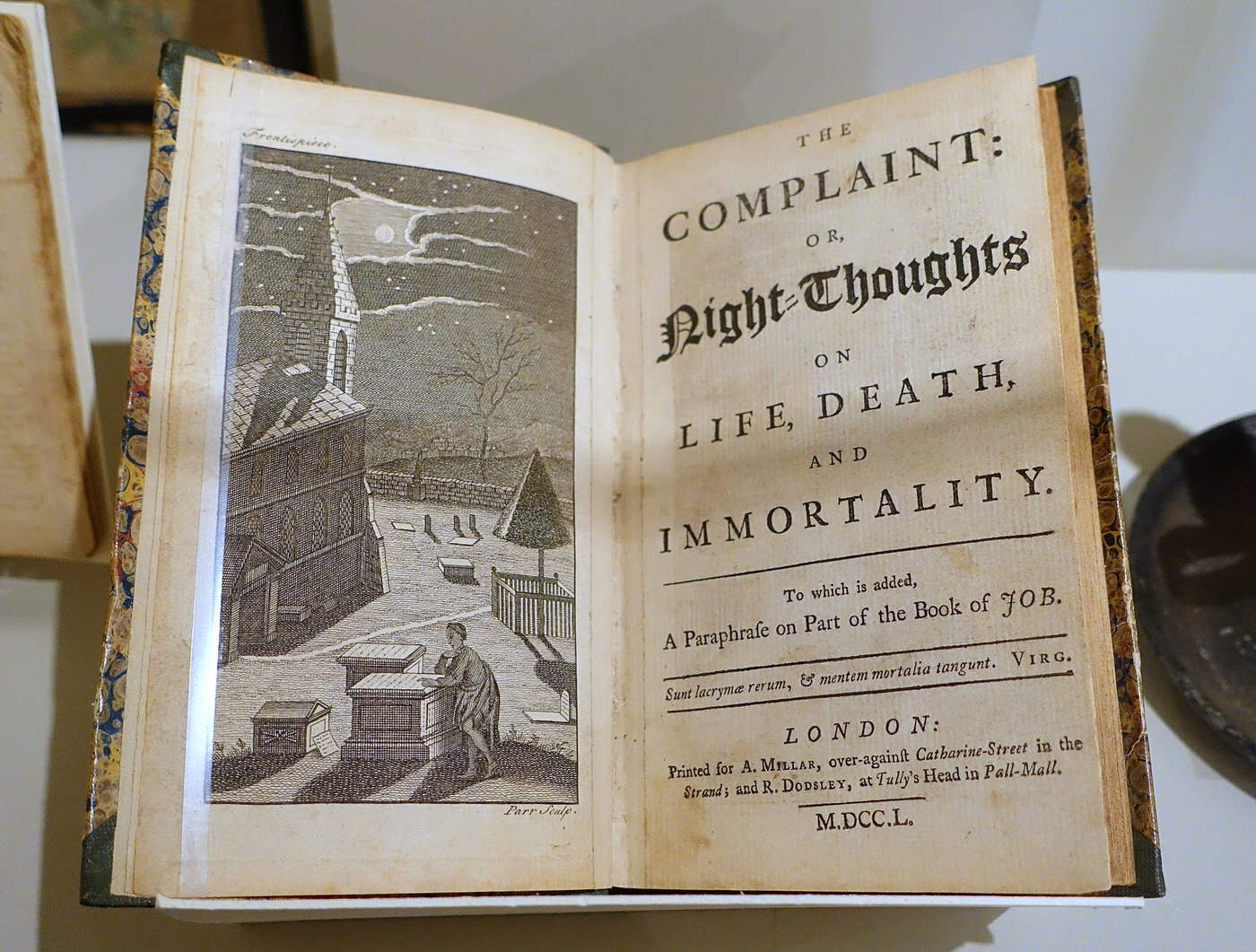 Night Thoughts: The forgotten bestseller that inspired the Gothic