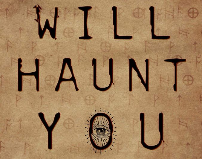 Will Haunt You by Brian Kirk review