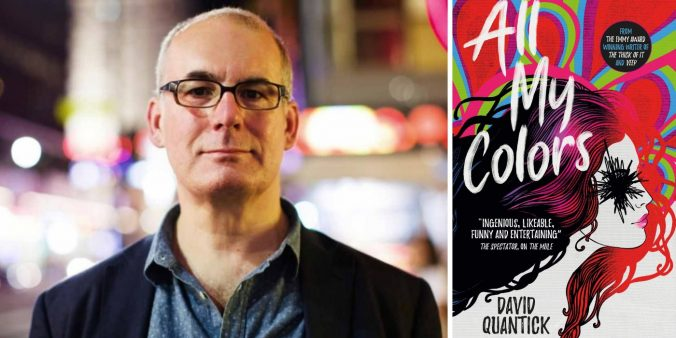 All My Colors interview with David Quantick