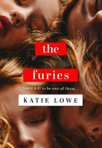 The Furies by Katie Lowe book cover