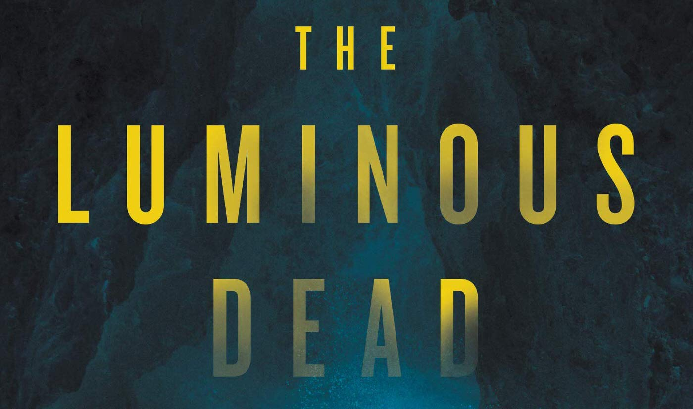 Podcast episode #6: Caitlin Starling, author of the sci-fi horror The Luminous Dead