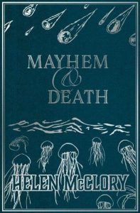 Mayhem & Death by Helen McClory book cover