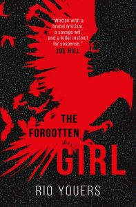 The Forgotten Girl by Rio Youers book cover