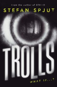 Trolls by Stefan Spjut book cover