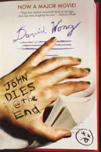 David Wong, John Dies at the End