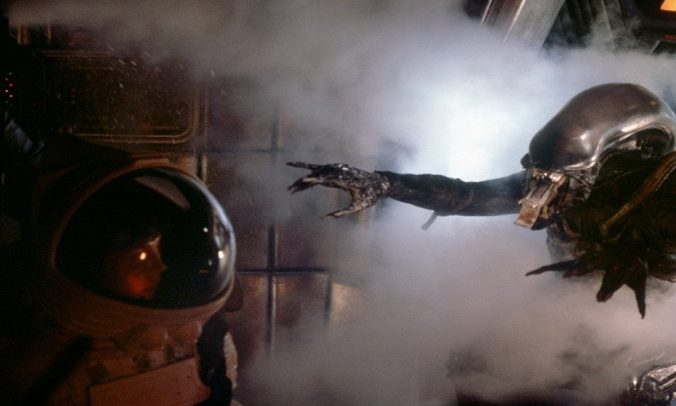 Spiders and flies – the Gothic monsters of sci-fi horror