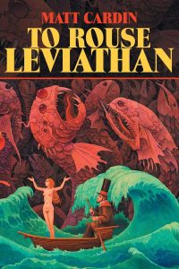 To Rouse Leviathan by Matt Cardin book cover