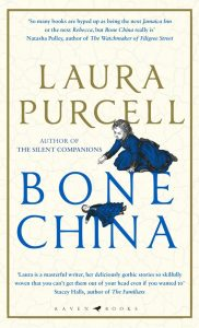 Bone China by Laura Purcell book cover