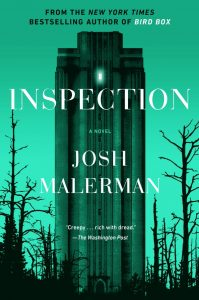 Inspection by Josh Malerman book cover