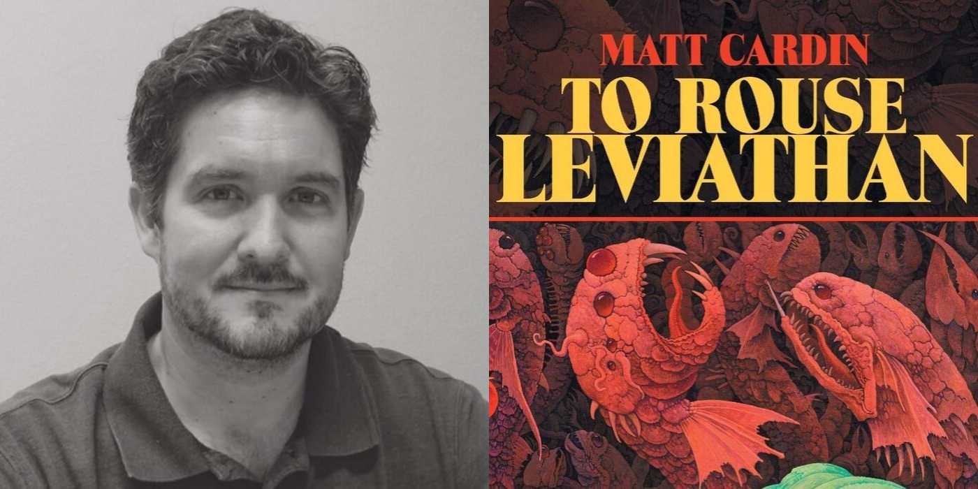 Matt Cardin: 'What drew me to religion was the same thing that drew me to horror'