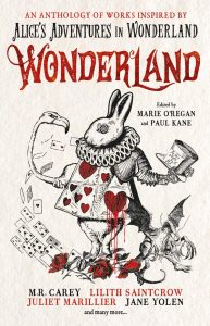 Wonderland: An Anthology book cover