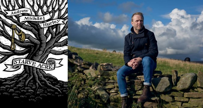 Andrew Michael Hurley interview on Starve Acre