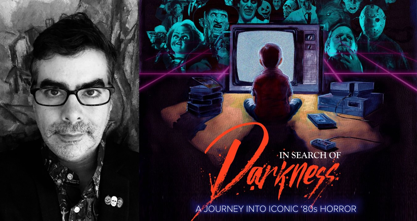 Interview with David Weiner, writer & director of In Search of Darkness