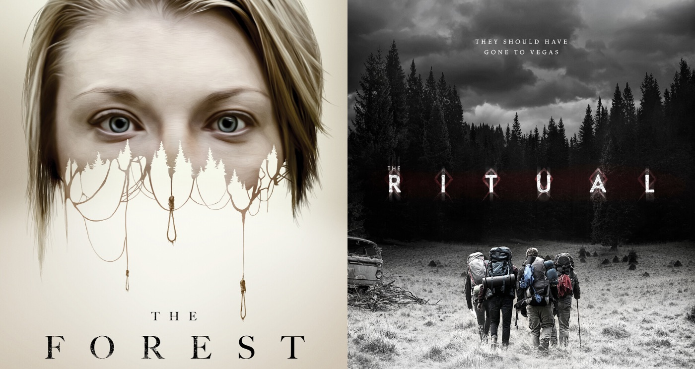 Embracing folklore in horror film: comparing The Forest and The Ritual