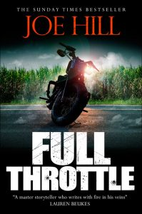 Full Throttle by Joe Hill book cover