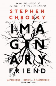 Imaginary Friend by Stephen Chbosky book cover