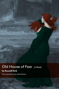 Old House of Fear by Russell Kirk book cover