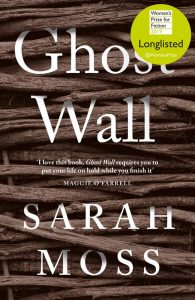 Ghost Wall by Sarah Moss book cover