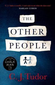 The Other People by C. J. Tudor book cover