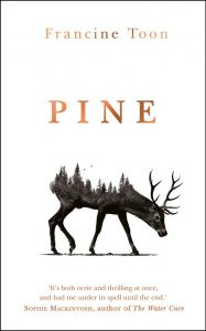 Pine by Francine Toon book cover