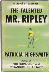 Patricia Highsmith, The Talented Mr. Ripley
