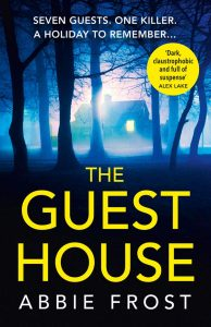 The Guest House by Abbie Frost book cover