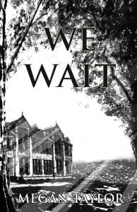 We Wait by Megan Taylor book cover