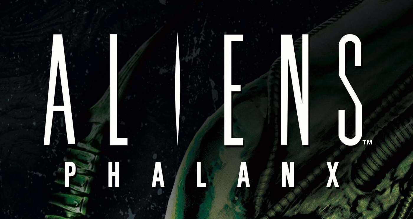 Aliens: Phalanx by Scott Sigler review