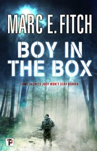 Boy In The Box by Marc E. Fitch book cover