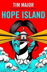Hope Island by Tim Major book cover