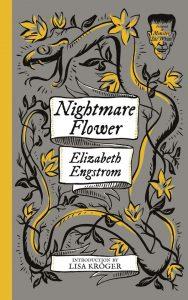 Nightmare Flower by Elizabeth Engstrom book cover