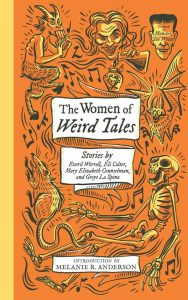 The Women of Weird Tales book cover