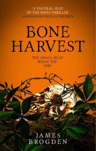 Bone Harvest by James Brogden book cover
