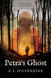 Petra's Ghost by C S O'Cinneide book cover
