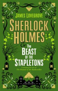 Sherlock Holmes and the Beast of the Stapletons book cover