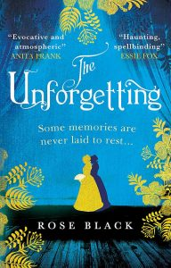 The Unforgetting by Rose Black book cover