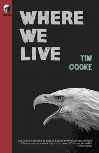 Where We Live by Tim Cooke book cover